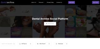 Dental Archive Social Platform